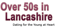 Over 50s in Lancashire